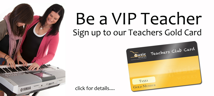Teacher Gold Card