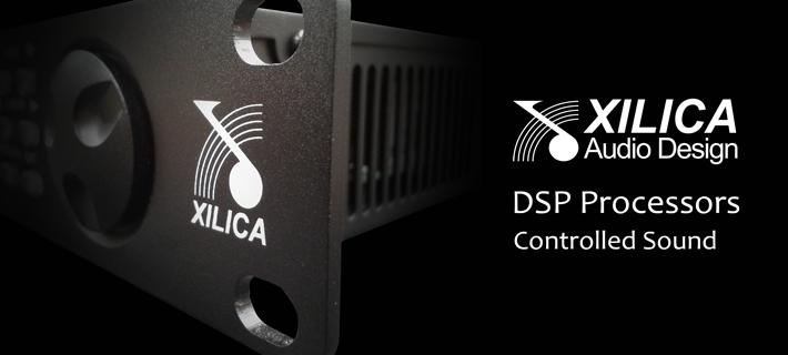 Xilica DSP Processors XP Series