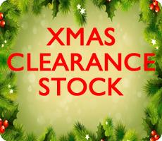 Xmas clearance deals!