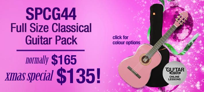 Ashton SPCG44 Classical Pack for Xmas!