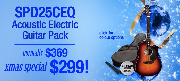Ashton SPD25CEQ Pack Special