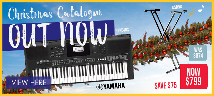 MusicWorks Christmas Catalogue 2020 is OUT NOW