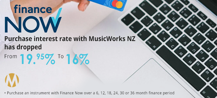 our finance rate has now to 16% for all purchases made with finance now