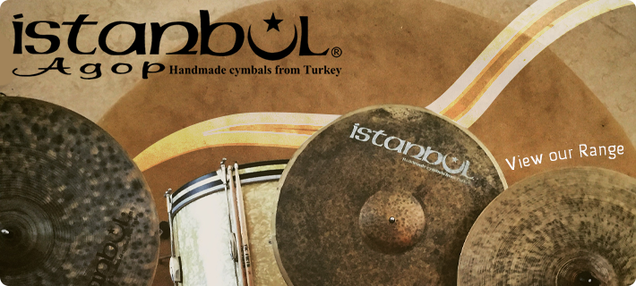 Istanbul AGOP Cymbals: In Stock at MusicWorks
