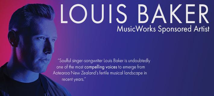 Louis Baker: MusicWorks Endorsee