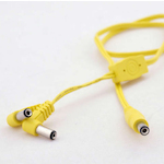 T-Rex Voltage Doubler Cable 50cm, Yellow 10911