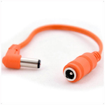 T-Rex Voltage Polarity Inverter Cable 50cm, Orange 10921