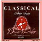 Dean Markley Classic Strings Artist 28-42 STD 2822