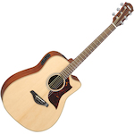 Yamaha Acoustic Electric Handcrafted, Mahogany Back and Sides A1M