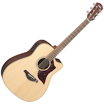 Yamaha Acoustic Electric Handcrafted, Rosewood Back and Sides A1R