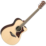 Yamaha Acoustic Electric Handcrafted, Rosewood Back and Sides AC1R