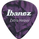 Ibanez Guitar Pick Celluloid, 1.2mm Extra Heavy, Pearl Violet ACE161XPPV