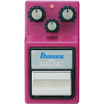 Ibanez Analog Delay Pedal 9 Series Reissue AD9