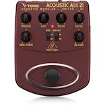 Behringer Pedal Acoustic Amp Modeler ADI21