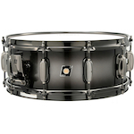 Tama 14x5.5 Artwood Maple Snare, Titanium Burst AM1455BNTTB