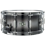 Tama 14x6.5 Artwood Maple Snare, Titanium Burst AM1465BNTTB