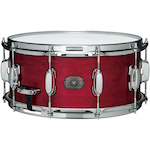 Tama Maple Snare 14x6.5, Limited Edition, Satin Cherry Wine AM765SCW
