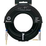 Ibanez Guitar Cable 10 Foot Angle Plug, Amphenol APC10L