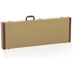 Ashton Electric Guitar Case plywood tweed APCTWD