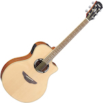 Yamaha APX Acoustic Electric Guitar, Natural APX500IINT