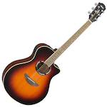 Yamaha APX Acoustic Guitar, Old Violin Sunburst APX500IIOVS