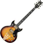 Ibanez Artist Electric Guitar, Violin Sunburst AR725VLS