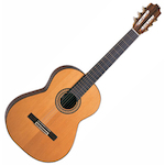 Admira Spanish Classical Guitar, Solid Cedar Top, Solid Rosewood Back/Sides ARTISTA