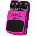 Behringer FD300 Ultra Feedback Distortion Fx Pedal BEFD300