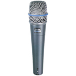 Shure BETA57A Instrument Microphone BETA57A