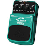 Behringer UF300 Ultra Flanger 2 Mode Effects Pedal BEUF300