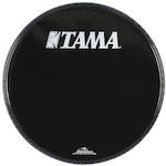 Tama 22 inch Starclassic Logo Drum Head, Black BK22BMTT