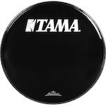 Tama 24 inch Starclassic Logo Drum Head, Black BK24BMTT
