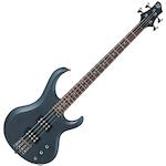 Ibanez BTB Bass Guitar, Black Flat BTB300BKF
