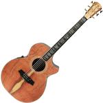 Cole Clark Acoustic Electric Guitar Grand Auditorium Redwood Top CCAN3ECRDR