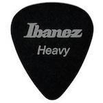 Ibanez Pick Celluloid, Heavy, Black CE16HBK