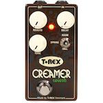 T-Rex Creamer Reverb Effects Pedal CREAMER