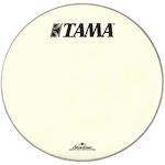 Tama 18 inch Starclassic Logo Drum Head, Vintage White CT18BMOT