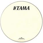 Tama 24 inch Starclassic Logo Drum Head, Vintage White CT24BMOT