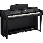 Yamaha Clavinova Digital Piano, Black CVP605B