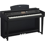 Yamaha Clavinova Digital Piano, Black Walnut CVP705B