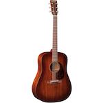 Martin Acoustic Guitar 15 Series Dreadnought Size w/Case Burst Finish D15MBURST