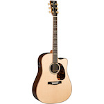 Martin Acoustic Guitar Performing Artist Series Cutaway w/Case DCPA1