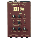 Ultrasound DI Box Preamp DIPLUS