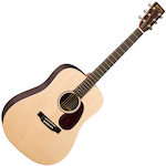 Martin Acoustic Electric Guitar X Series DX1RAE
