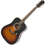 Epiphone Guitar Acoustic DR-100 Vintage Sunburst EA10VSCH1