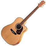 Maton Australian Acoustic Electric Guitar w/Case EA80C
