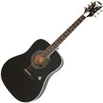 Epiphone Guitar Acoustic Pro-1 Plus Ebony EAPPEBCH1