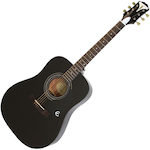 Epiphone Guitar Acoustic Pro-1 Ebony EAPREBCH1