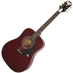 Epiphone Guitar Acoustic Pro-1 Wine Red EAPRWRCH1