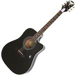 Epiphone Guitar AcousElec Pro-1 Ultra Ebony EEPUEBCH1